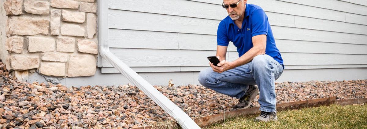 home inspector website - demo post