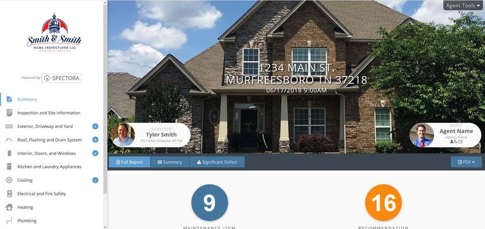 murfreesboro home inspections