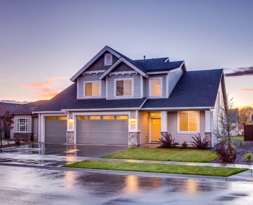 New Home Warranty Inspection