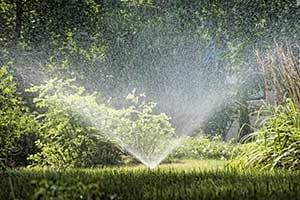 sprinkler testing