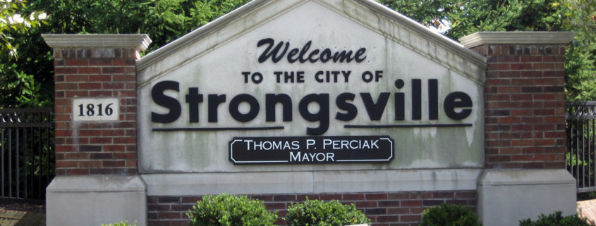 Strongsville Ohio city guide