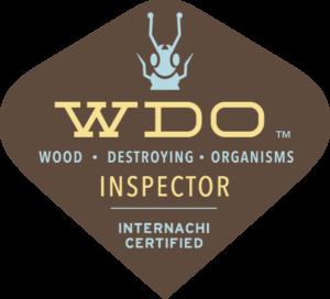 Certified Termite Inspector