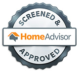 Homeadvisor screened and approved inspector