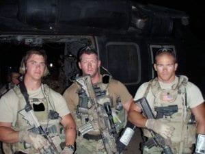 Colorado Springs military vet - Drew White