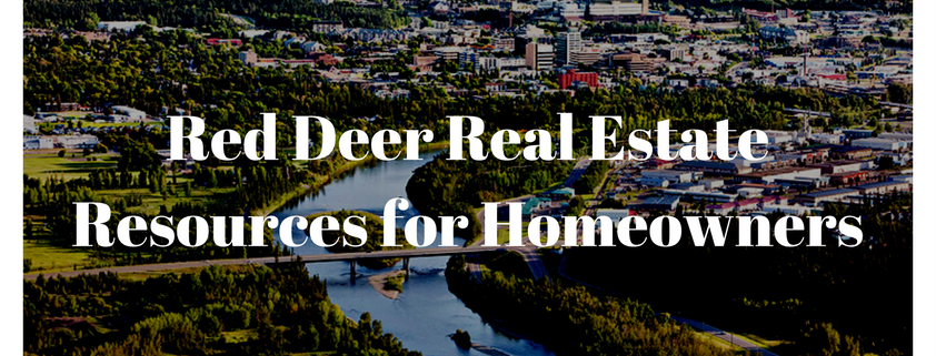 Red Deer, AB Home Inspection & Real Estate Resources
