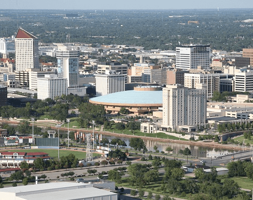 Is Wichita a good place to be a real estate agent?