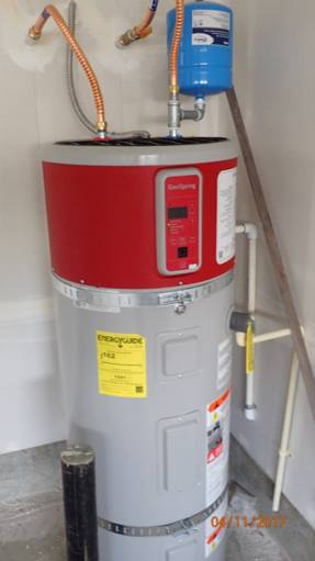 Water Heater Home Inspection